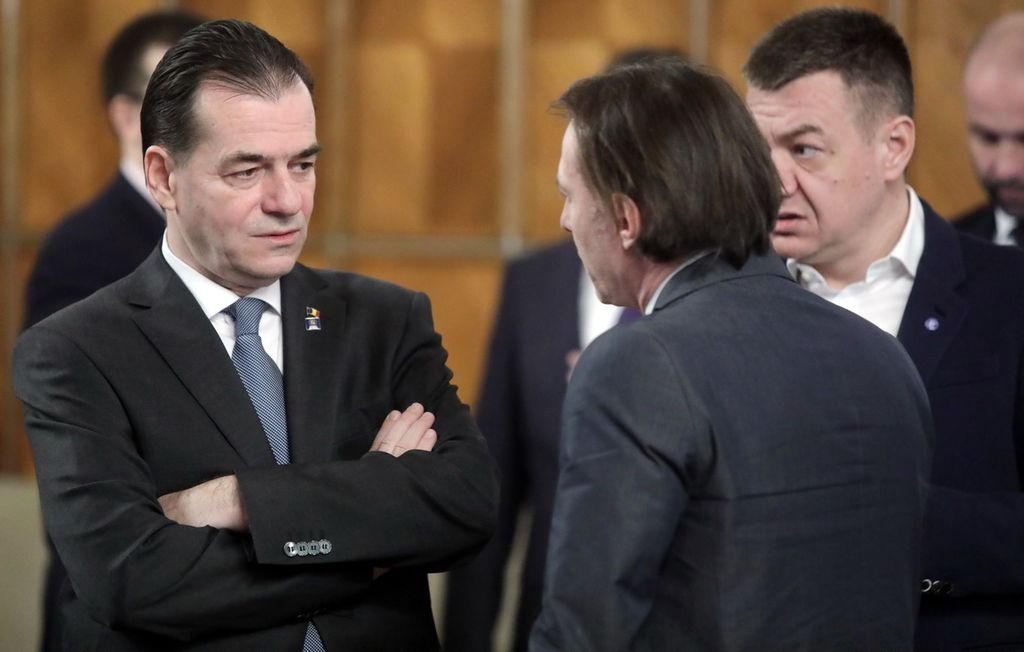 A inceput razboiul declaratiilor in PNL - Impact FM Romania